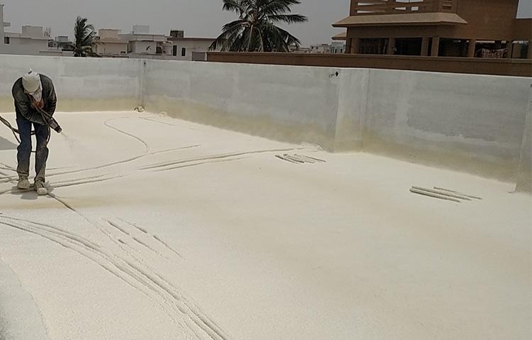 PU Spray Foam | pu foam spray price in pakistan | pu foam spray in lahore | polyurethane foam raw material in pakistan | pu foam karachi | sky chemical services