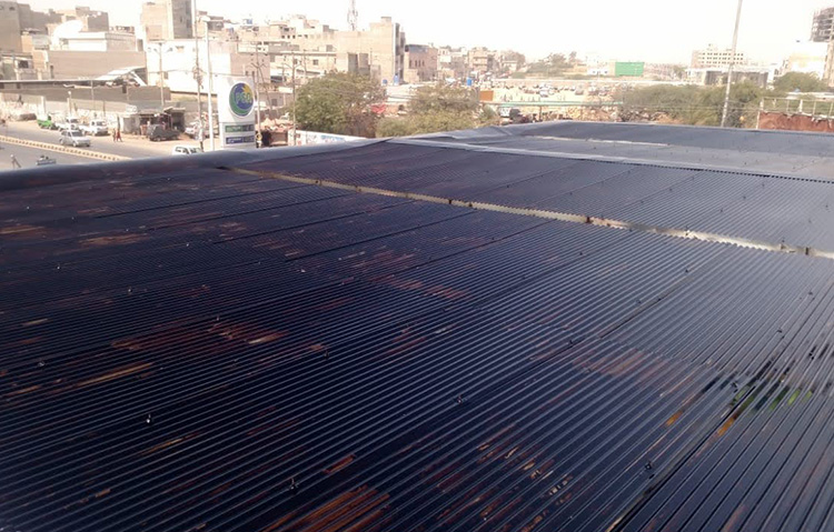 Roof Waterproofing | roof waterproofing services | roof waterproofing karachi | roof waterproofing in pakistan | roof waterproofing company | sky chemical services