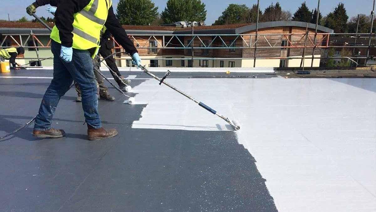 Roof Waterproofing pakistan | roof waterproofing services | roof waterproofing karachi | roof waterproofing price in pakistan | roof waterproofing in lahore | sky chemical services