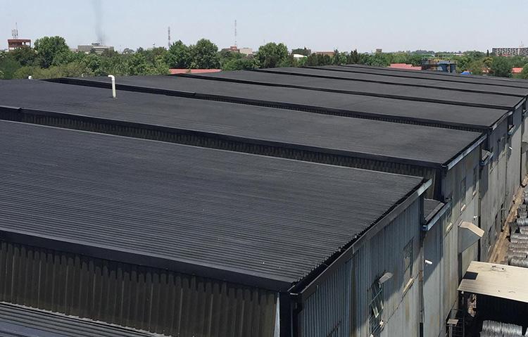 Corrugated Sheet Waterproofing | waterproof sealant for metal roof | metal roof waterproofing pakistan | metal roof sealant | best sealant for metal roof leak | sky chemical services